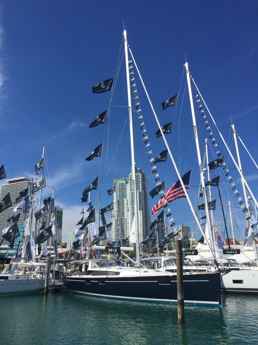 Boat Shows – Miami andAnnapolis