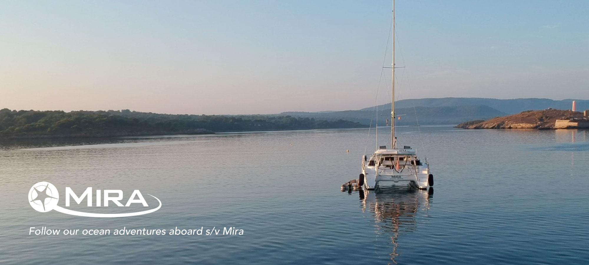 Mira catamaran blog
